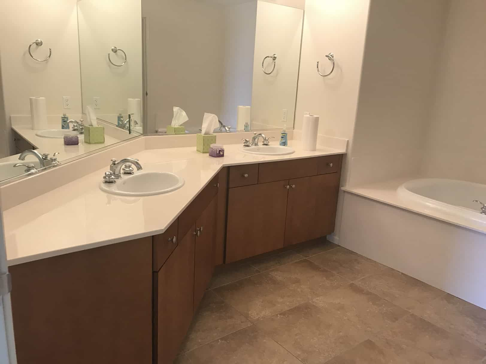 Master Bathroom Remodel GI CONSTRUCTION